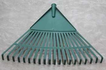 Грабли веерные пластиковые 200мм 14зуб. 28050