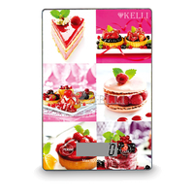 Весы кухонные электронные KL-1535