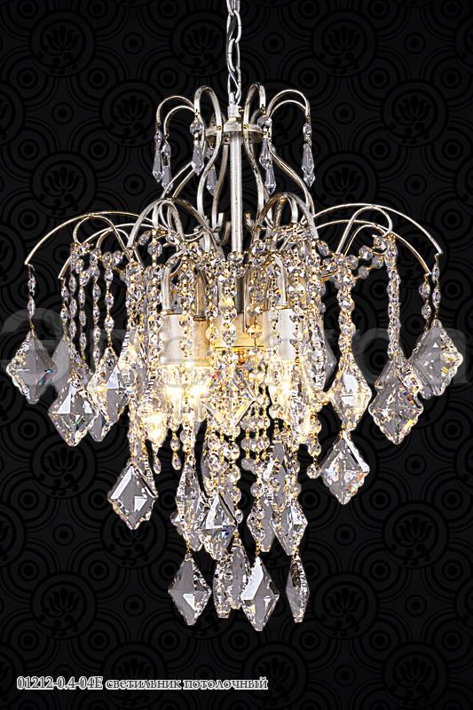 Светильник потолочный на 4 лампы 01212-0,4-04Е