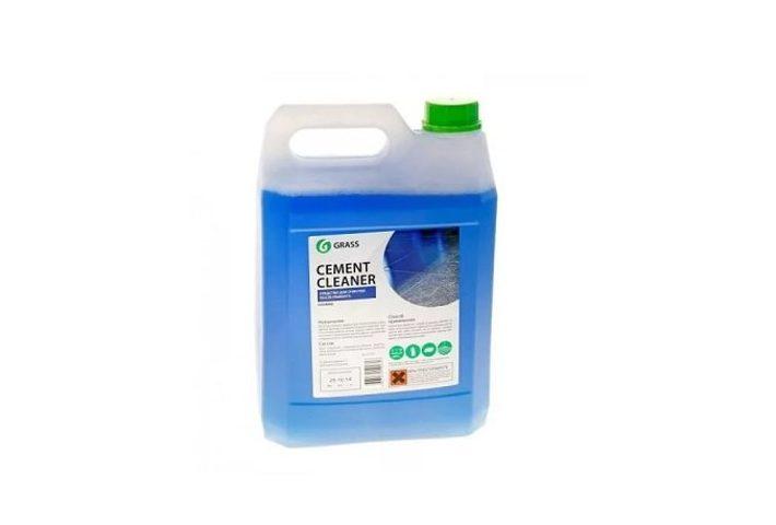 Очиститель фасадов,керамической плитки Cement cleaner  5,5 л