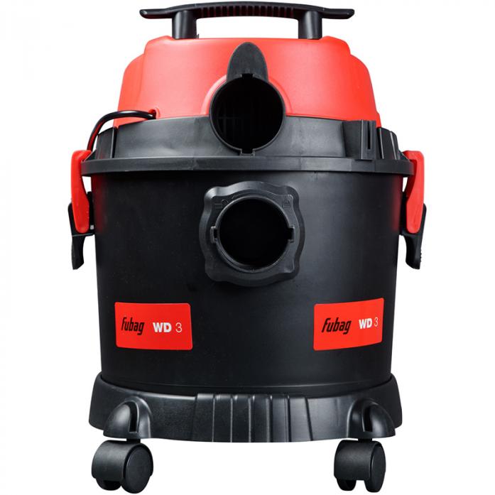 Строительный пылесос WD 3 15л. фу-38990