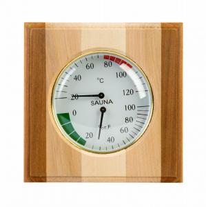 Термогигрометр квадрат ТН-11С (Контраст)