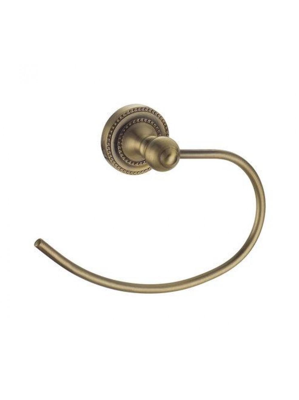 Полотенцедержатель кольцо Fixsen ANTIK FX-61111