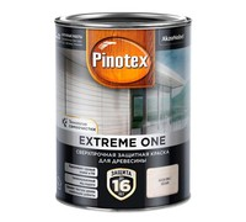 Пинотекс Экстрим1 краска для дерева База С 2,35л полумат
