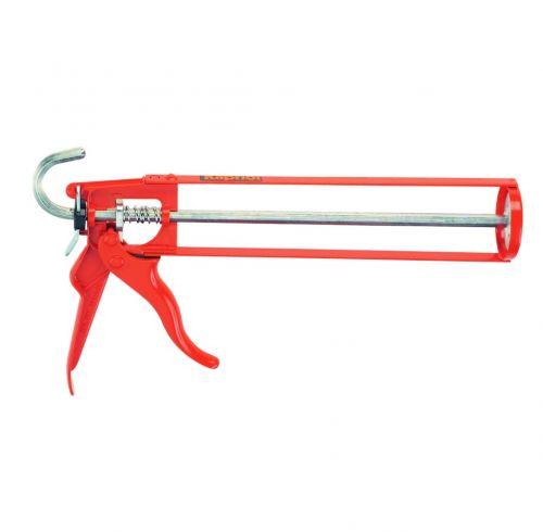 Пистолет для герметика  скелетный (эконом)