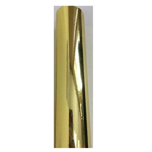 Пленка с/к 0,45м*8м арт 401 голография золотая