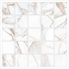 Мозаика  Marble Trend K-1003/MR/m14/30,7х30,7 Crema marfil