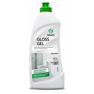 """Чистящие ср-во""""GRASS""""Gloss gel  кислотное 500 мл"""