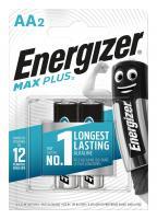 Батарейка щелочные*12 ENR MAX Plus E91/AA 2шт