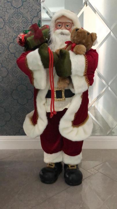 Дед Мороз 1м