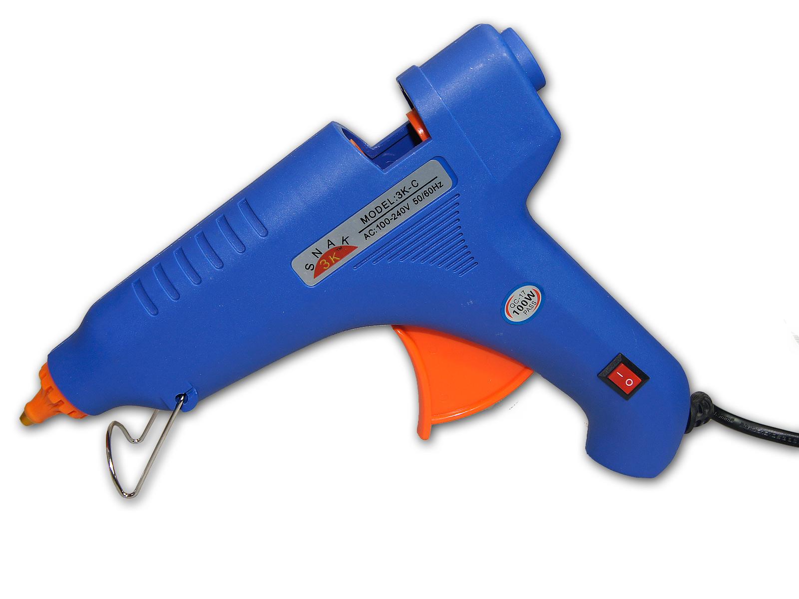 Пистолет клеевой 100Вт