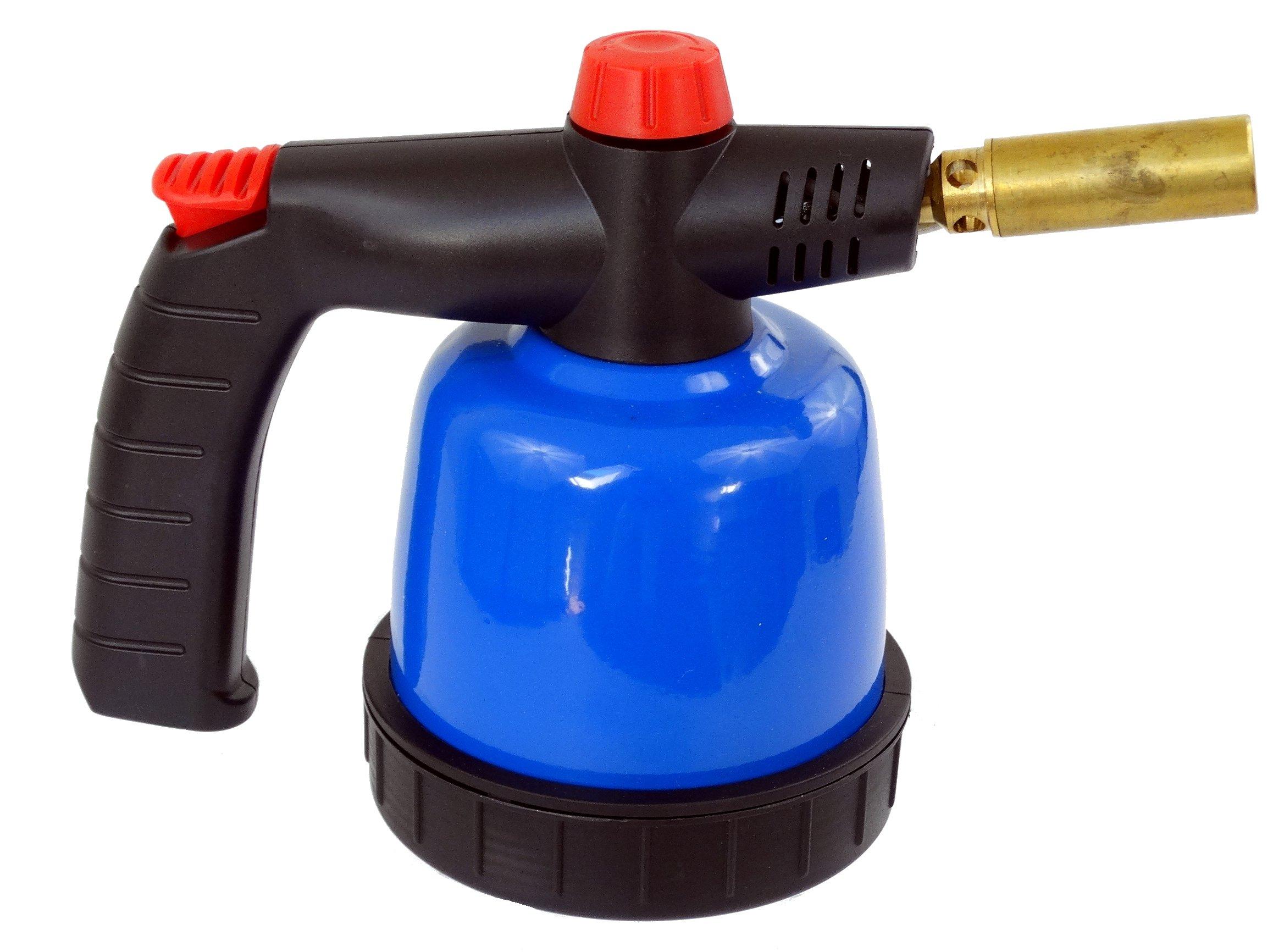 Лампа паяльная газ.190гр. S-8815B HAKIS