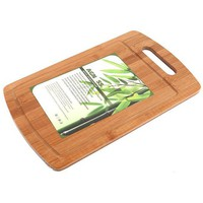 Доска разделочная бамбук 29*22см 897-061