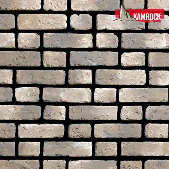 Декор камень Kamrock Романский кирпич