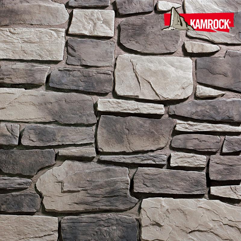 Декор камень Kamrock Альпийская деревня