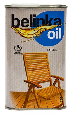 Масло для дерева BELINKA EXTERIER д/наружних помещений 0,5л