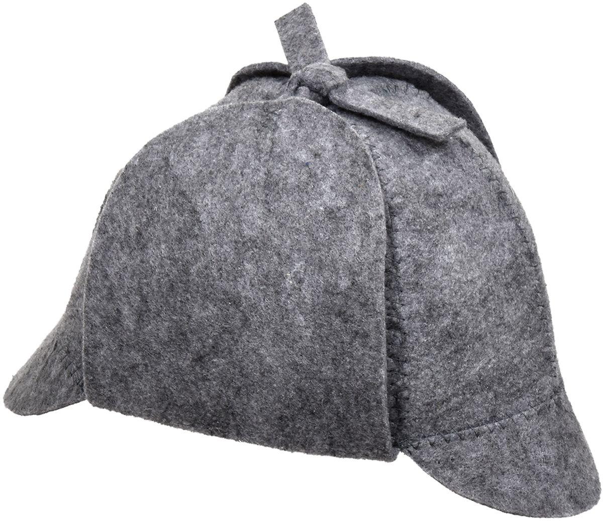 "Шляпа д/сауны ""Шерлок"" войлок"