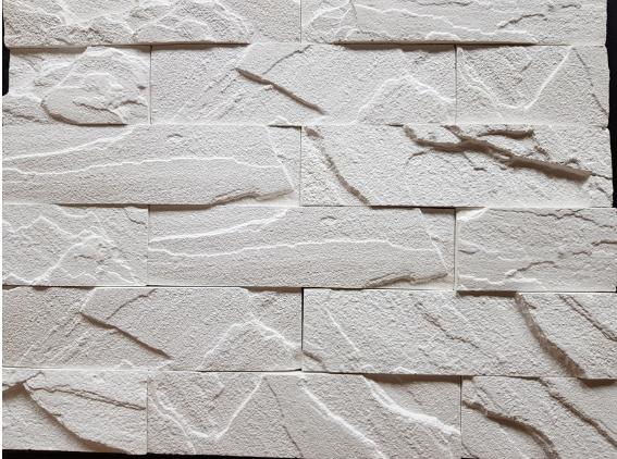 Декор камень ФК КОЛОТЫЙ КИРПИЧ  23,2*7,5*1,5 (1 м2) гипс