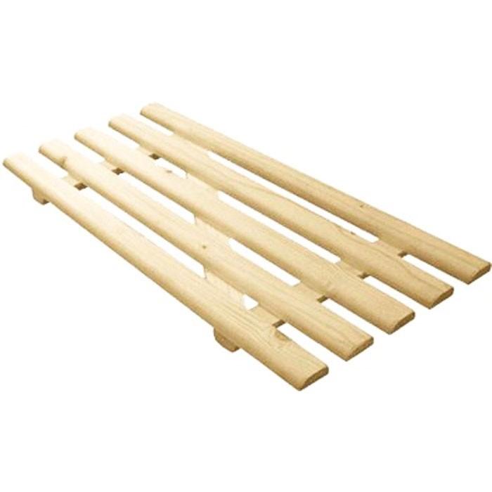 Решетка для пола 30х50см деревянная