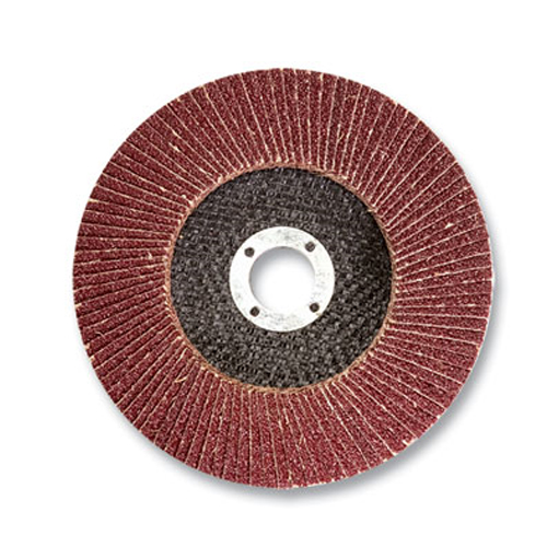 Круг лепестковый торцевой ф180 Р60