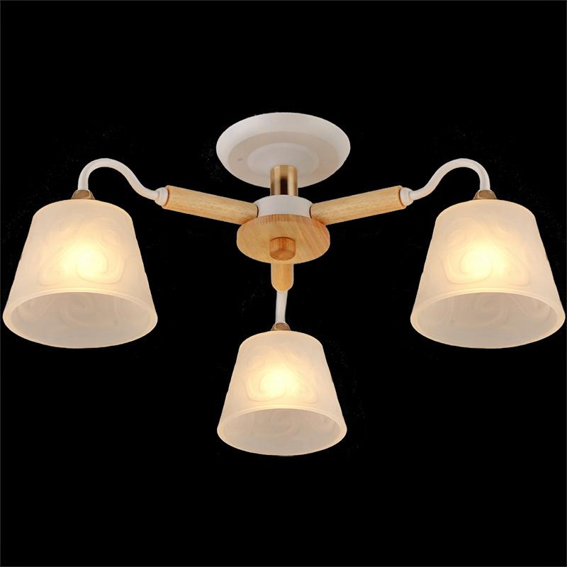 Светильник потолочный 3-х рожковый 00518-0,3-03С