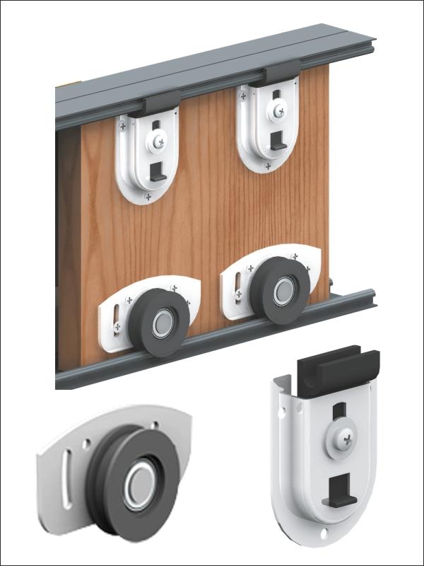 Комплект фурнитуры для раздвижных дверей