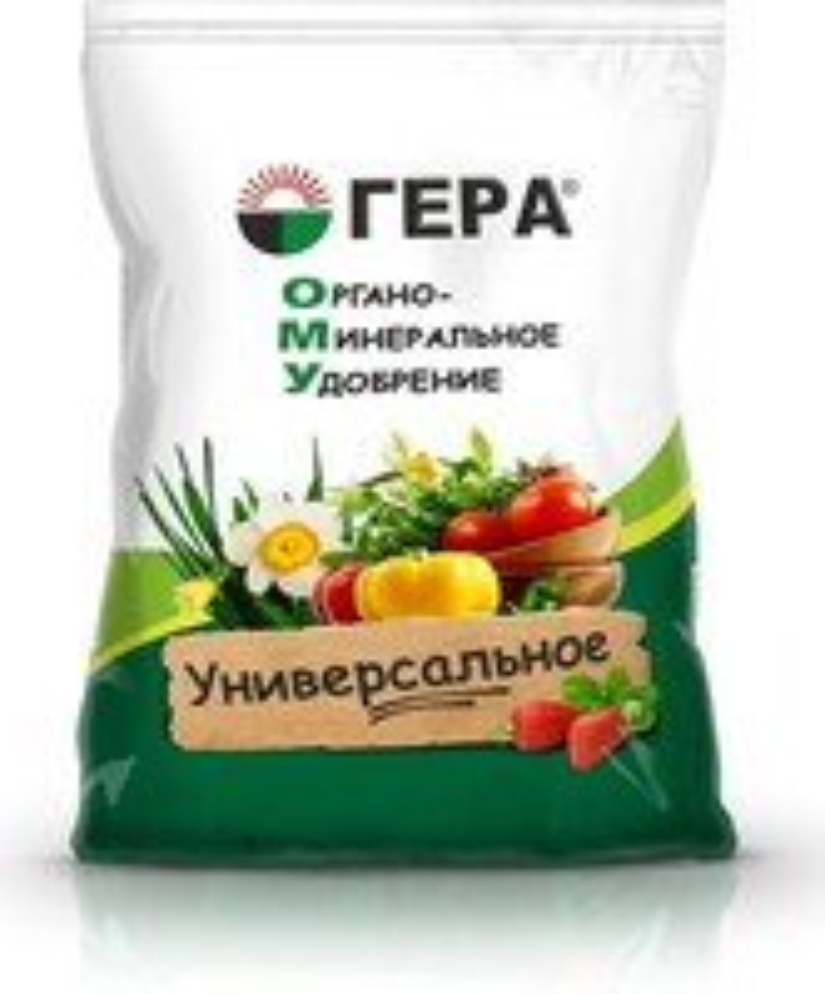 """Удобрение""""Гому универсальное""""(Гера) 1,8кг"""