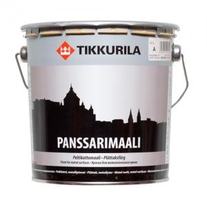 Краска Пансаримаали п/глянцевая 2,7л (Финляндия)