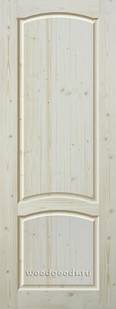 Дверь ДГФ 2,0х0,6 + коробка