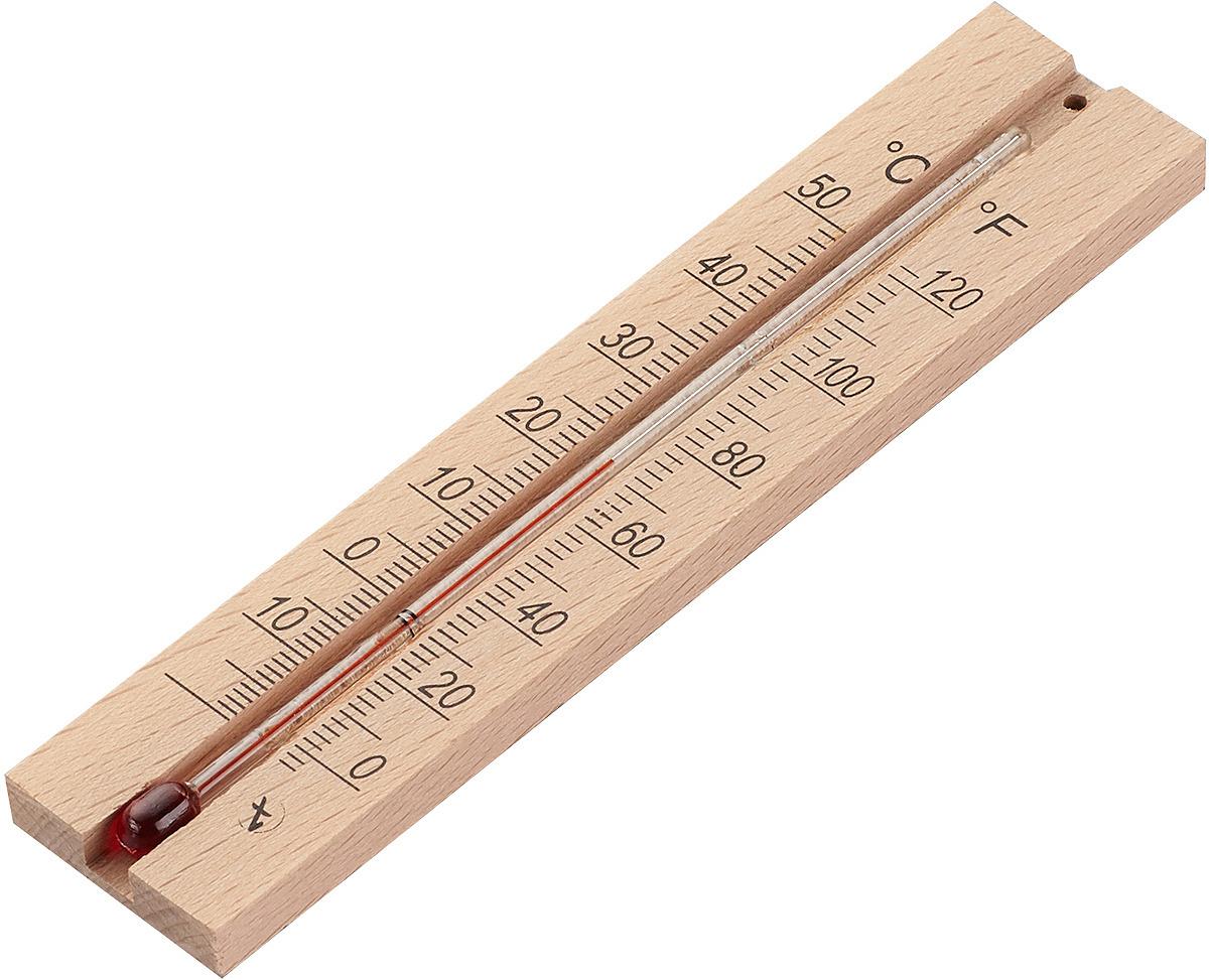 Термометр комнатный деревянный L-21см