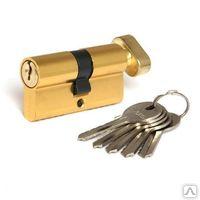 Цилиндровый механизм Avers EL-70 золото