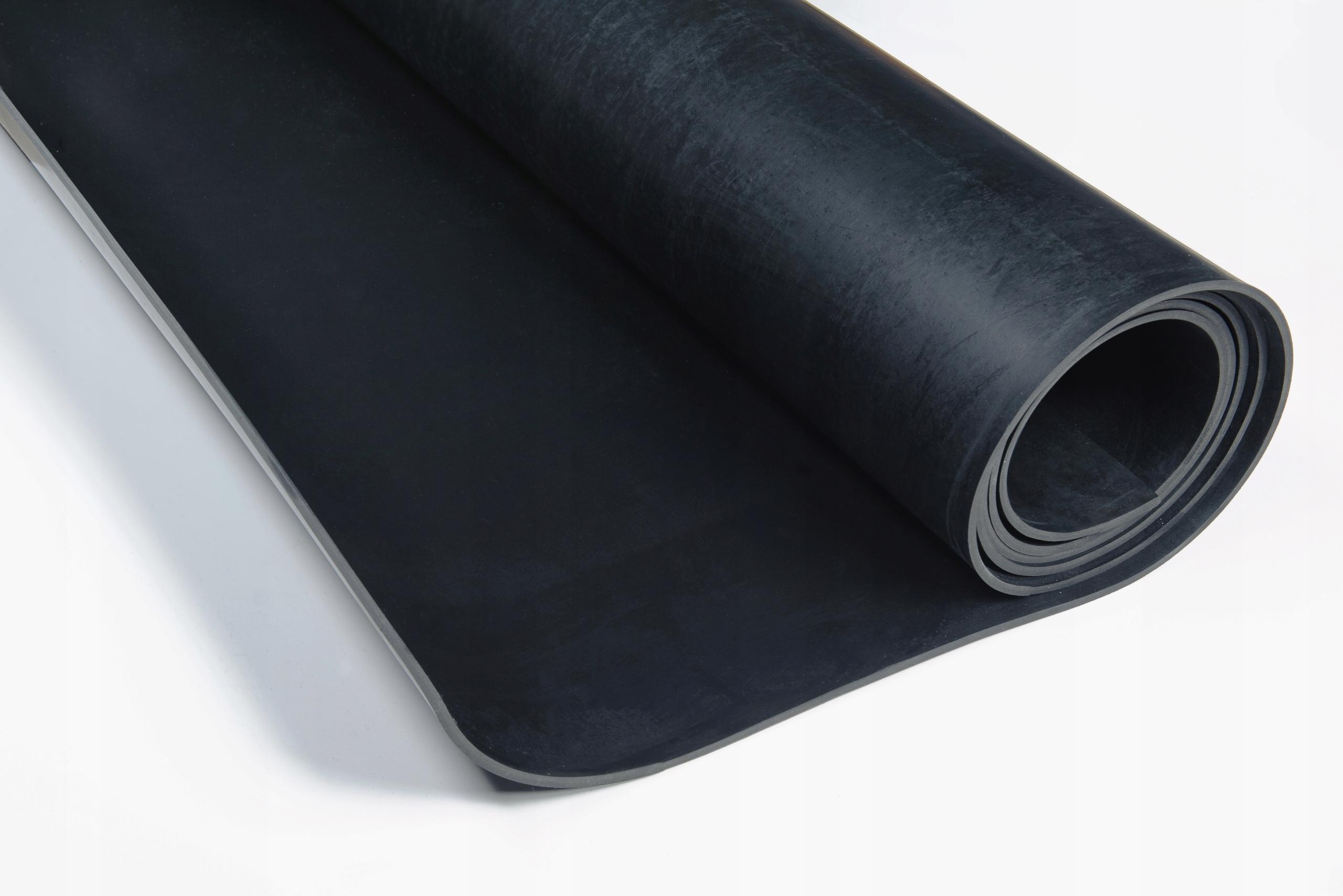 Резина листовая в пластине SBR 4мм м/пог.