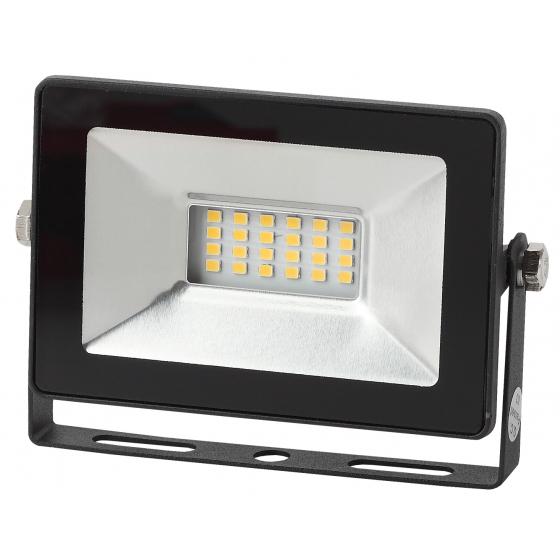 Прожектор светодиодный 20Вт,ЭРА LPR-2700К-М Эко слим