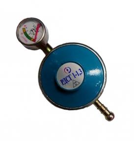 Редуктор для газового баллона с манометром КЭ ХУА для пропана