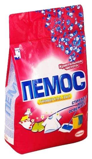 Стиральный порошок Пемос 3в1 универсал 2кг