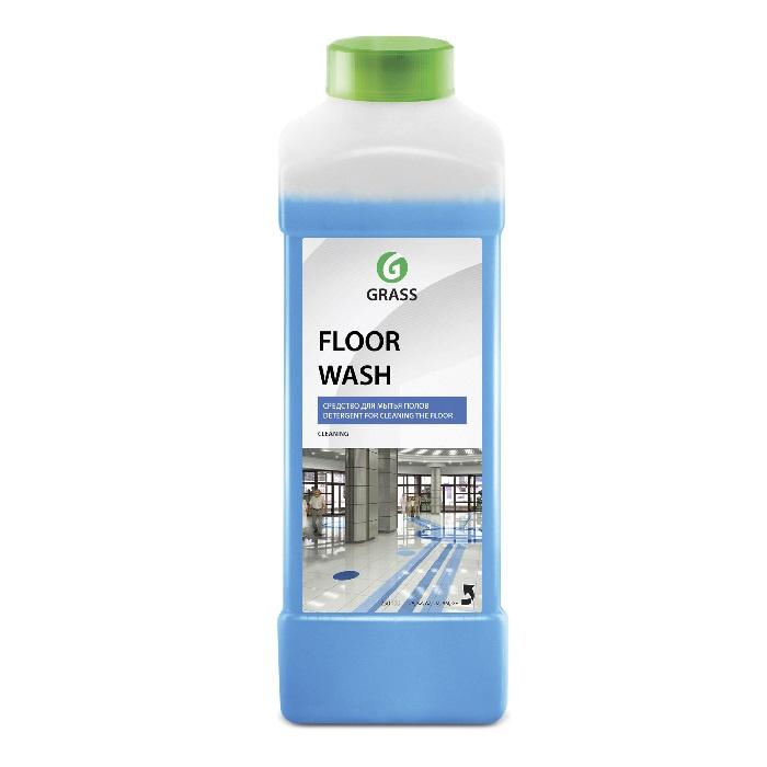 """Жидкость для мытья полов""""Grass""""FLOOR WASH 1л"""