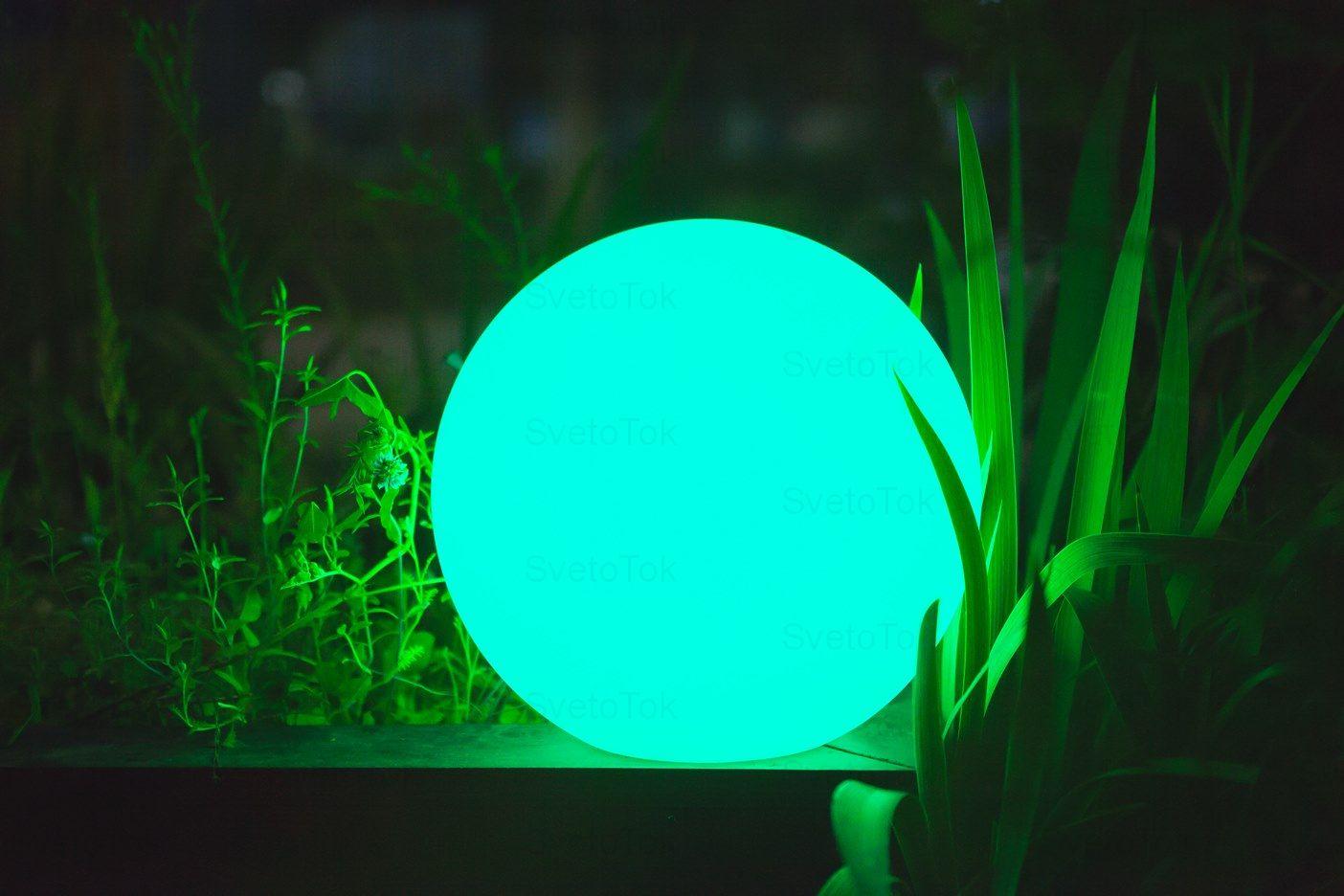 Светильник декоративный светодиодный ULG-R001 020-RGB IP65 Шар