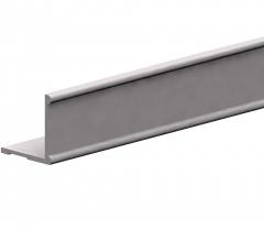 Уголок алюм. dekor 18х19х3000 анод.серебро