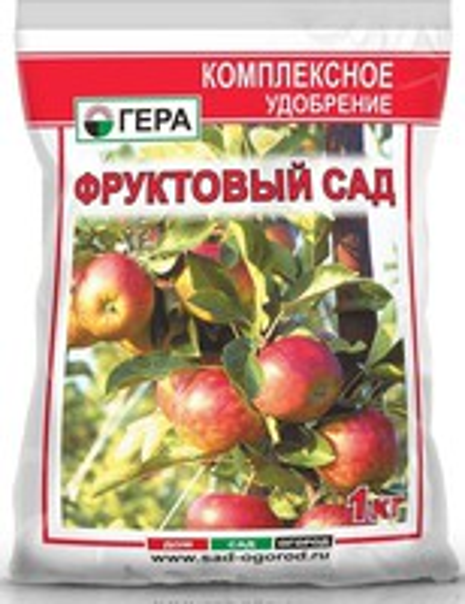 УРОЖАЙ Фруктовый сад 1кг