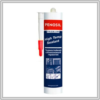 Герметик PENOSIL высокотемпературный красный 280мл