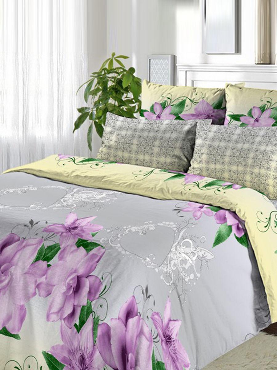 Комплект постельного белья Сайлид В 14-4 семейный
