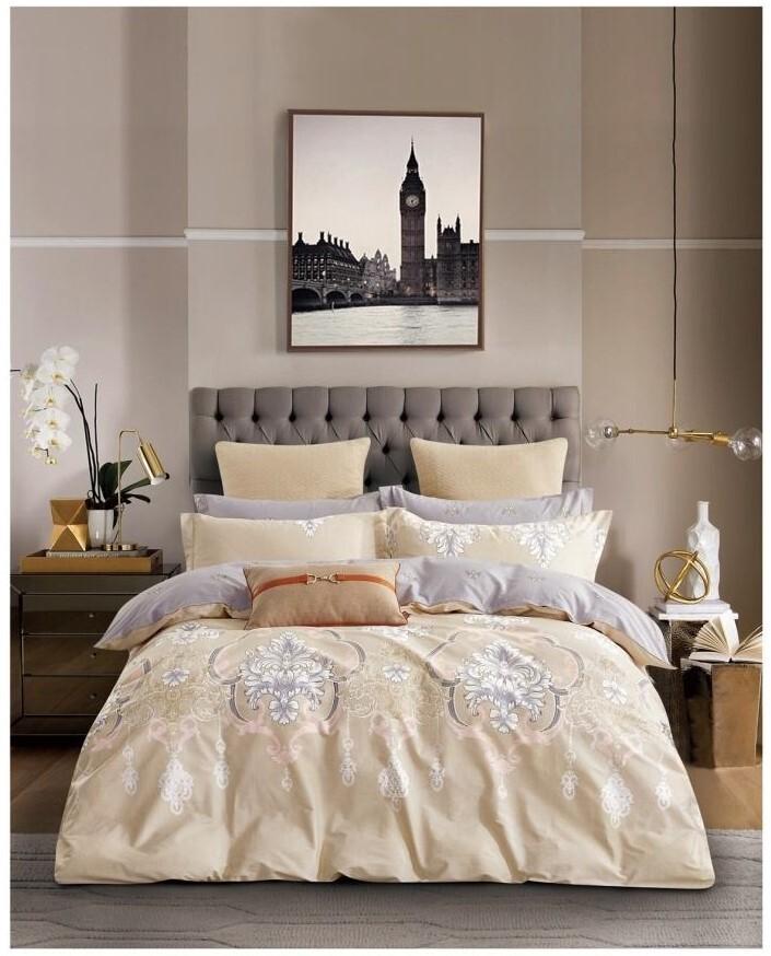 Комплект постельного белья Шайн сатин 200*220см