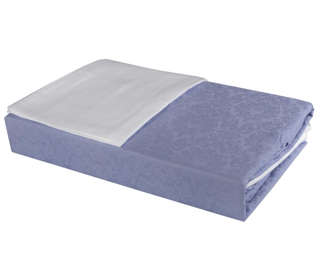 Комплект постельного белья Жакард сатин семейный 150*215см