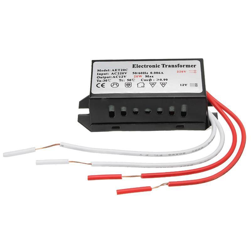 Трансформатор ЕТ 60 (для галог. ламп)