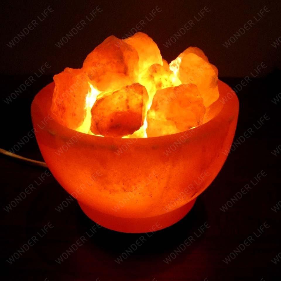 Светильник настол.солевой Ваза-Ультра SLL-12057-ДУМ