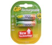 Батарейка аккумуляторная пальчиковая GP 1800