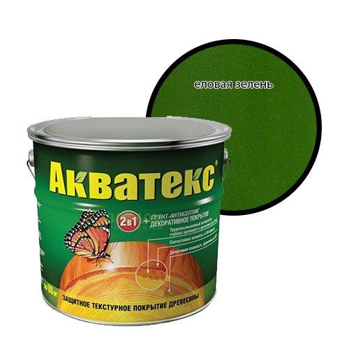 Акватекс 0,8 л еловая зелень деревозащитное средство