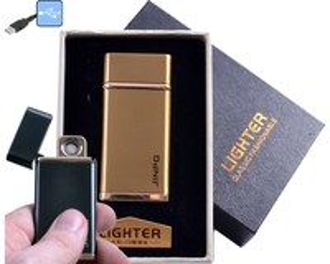 Зажигалка USB в коробке