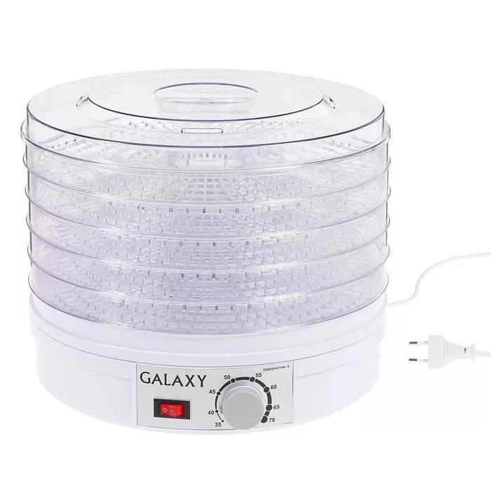 Электросушилка Galaxy д/продуктов 350вт GL2631