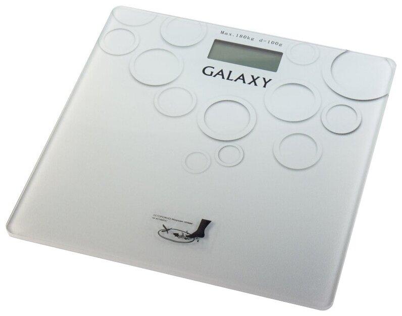 Весы напольные электронные GL-4806